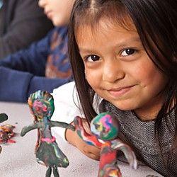 Children's Creativity Museum - San Francisco, CA.