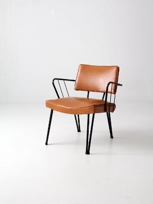 SALE Douglas Eaton chair, mid century modern accent chair by VintageandMain