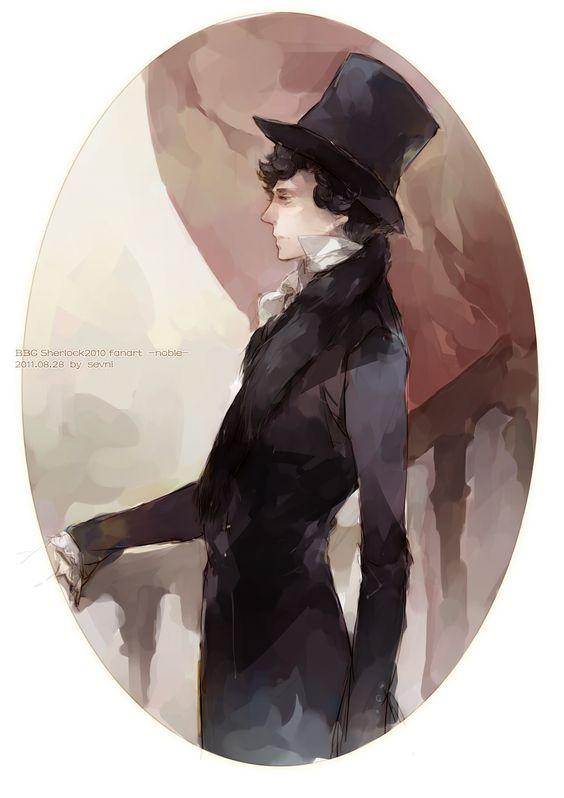 BBC Sherlock Victoria by ~mlcamaro