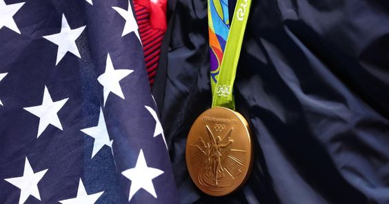 Michigan currently has more Olympic medals than 190 teams