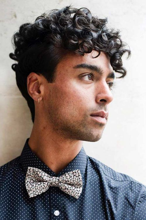 55 Sexiest Short Curly Hairstyles For Men Menshaircuts Com Men S Curly Hairstyles Curly Hair Men Curly Hair Styles