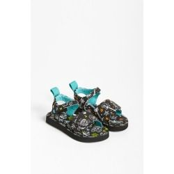 Best Buy  Breeze - Rockout 2 Sandal (Baby, Walker & Toddler) Rockout Black Multi 11 M