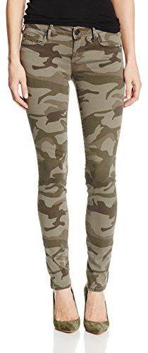 €159, Pantalon slim camouflage olive True Religion. De Amazon.com. Cliquez ici pour plus d'informations: https://lookastic.com/women/shop_items/94054/redirect