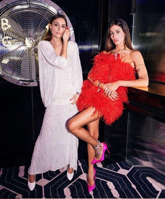 Las fundadoras de Attico, Gilda Ambrosio y Giorgina Tordini |Foto: Pinterest.