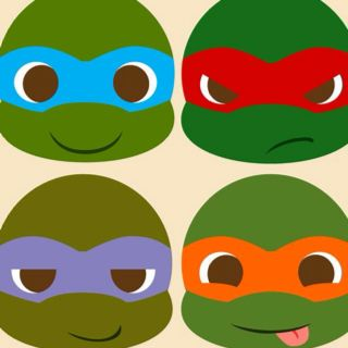 baby ninja turtles!! | Products I Love | Pinterest | Baby ...