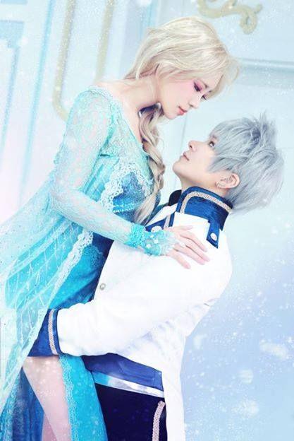 Jack x Elsa   Jelsa   Pinterest   Jack oconnell, Frozen