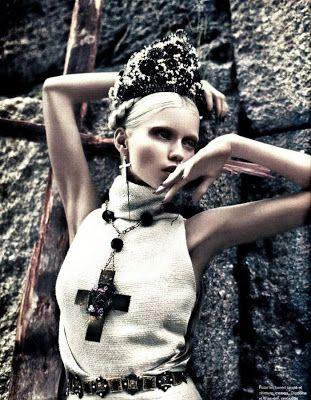 fashionstyle: Esprit Religieux...