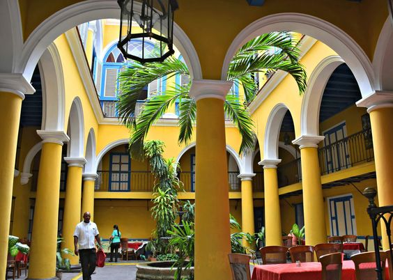 PHOTOS OF THE WEEK: EL PATIO IN HAVANA, CUBA