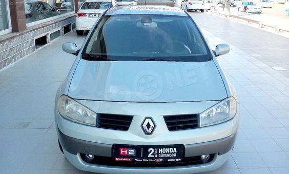 MEGANE MEGANE II SEDAN DYNAMIC 1.6 16V 2004 Renault Megane MEGANE II SEDAN DYNAMIC 1.6 16V