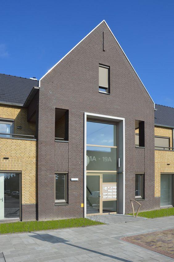 Entree, Pieter Vreedestraat Waalwijk