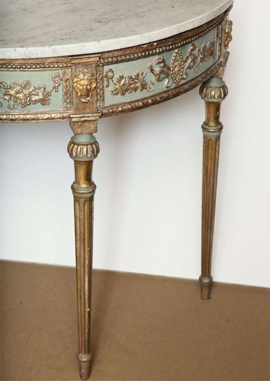 View This Item And Discover Similar Console Tables For Sale At