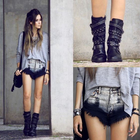 Flávia Desgranges - Cravo&Canela Boots, Dafiti Bag - Mad Season | LOOKBOOK