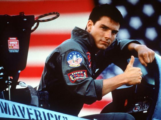 I got: Maverick ! Which Top Gun Movie Character Are You?