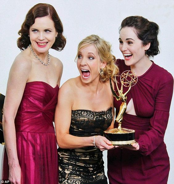 Downton Abbey cast-in love with show!<3 love the cast so much!