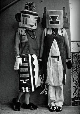 kachina costumes from 1922!