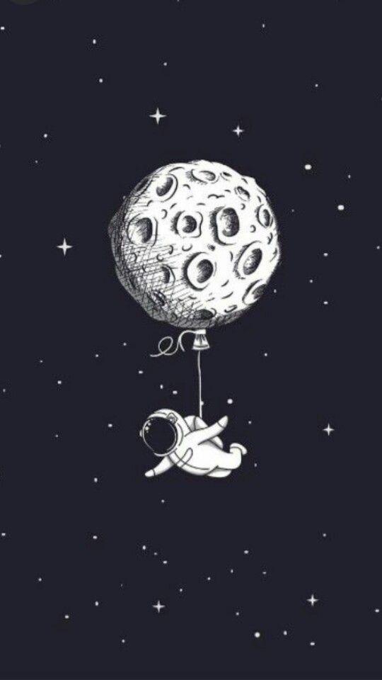 Pin By Cherie Malita On Astronauta Space Art Astronaut Art Astronaut Wallpaper