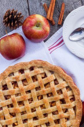 Receta para hacer Pay de Manzana