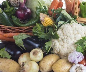 Les légumes de saison au mois de mars ainsi que des idées de recettes pour cuisiner en mars !