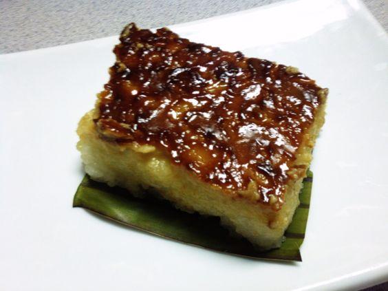 how to cook filipino rice cake