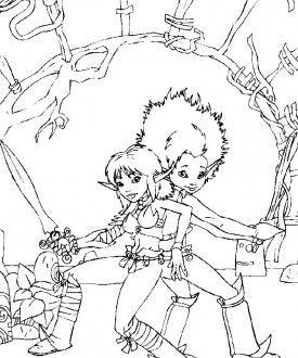 Arthur and the Minimoys 13 | Arthur und die minimoys | Pinterest ...