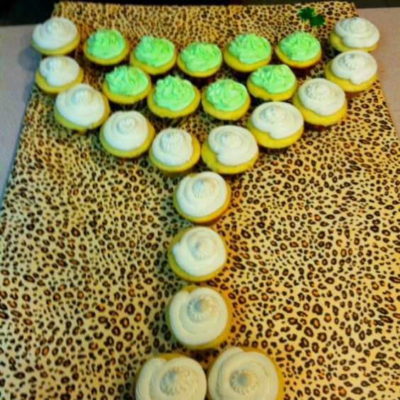 cupcakes disguised as a salted margarita! :)