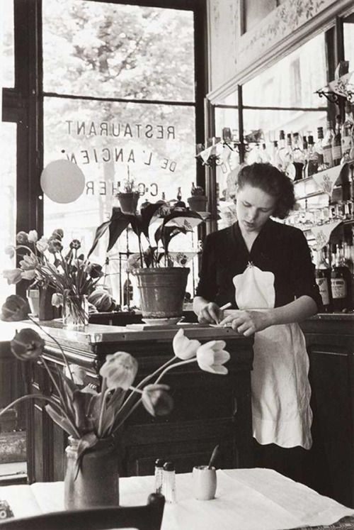 Edouard Boubat,Paris,1950