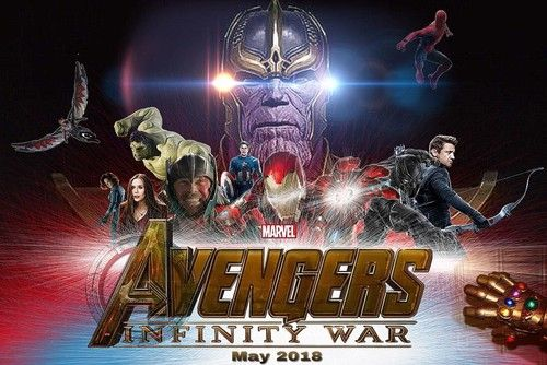 Avengers Infinity War 2018 Hindi Dubbed Movie Avengers Infinity War Infinity War Avengers