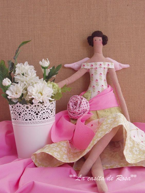 La casita de rosa: Tutoriales: Tilda Doll My, Tilda, Tilda Dolls, Tilda Dolld, Bellas Tildas, Tilda Designs, Dolls Tilda