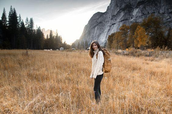 Travel Guide Yosemite Nationalpark - Simple et Chic - Fashion & Lifestyle Blog