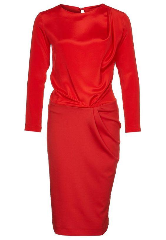 Gewagtes Blusenkleid von Liebig @ Zalando ❤ Valentine