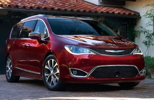 2019 Chrysler Pacifica Review Interior Price Release Date With