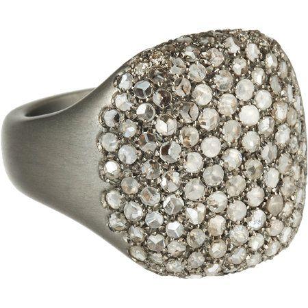 Roberto Marroni Diamond Musoni Ring at Barneys.com