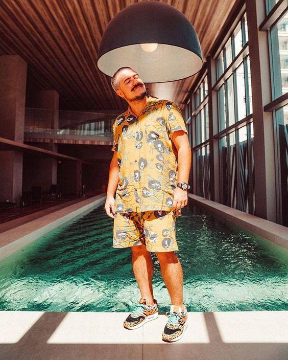 "Blog Gossip Boy no Instagram: ""📸 Homem de Estilo: Paulo Cuenca @paulocuenca ●● #BlogGossipBoy #HomemdeEstilo #TheModernMan #StreetStyle #Fashion #Menswear…"""