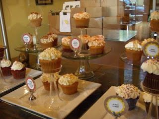 The Yellow Leaf Cupcake Co, Seattle