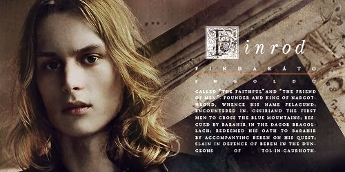 Finrod  http://dwimmerlaiks.tumblr.com/post/79896982739/middle-earth-history-meme-yet-more-elves-the