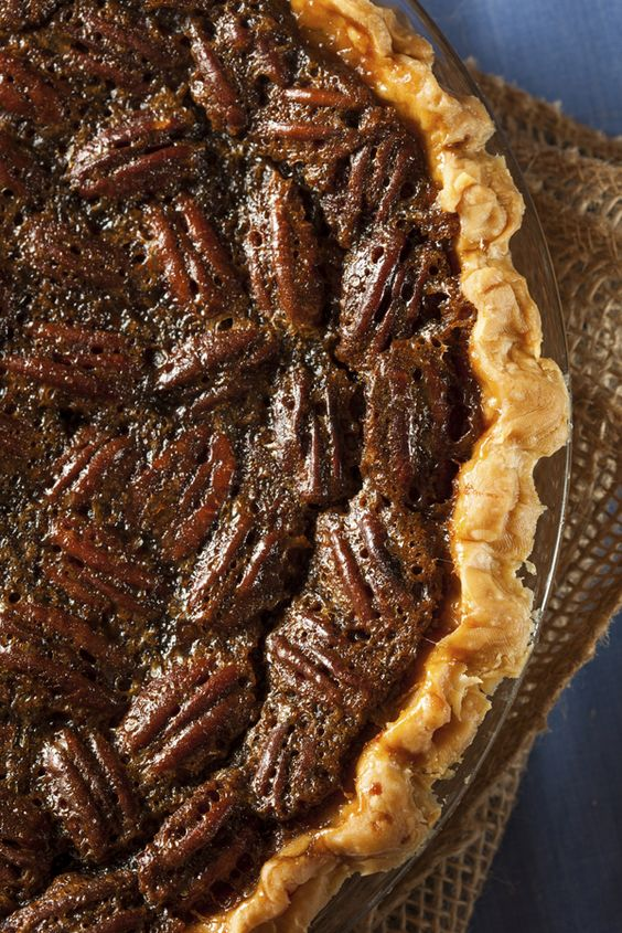 Chocolate Bourbon Pecan Pie | Pies. Tarts. Cobblers ...