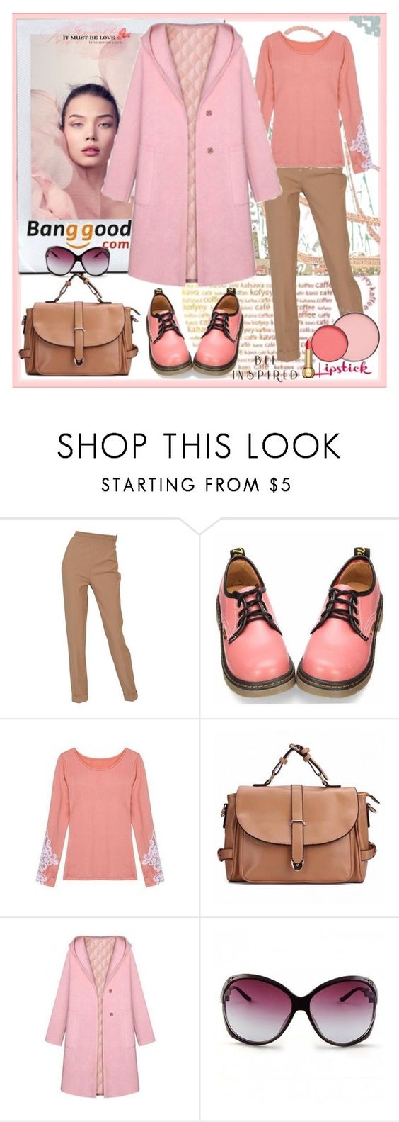 """Banggood"" by esma178 ❤ liked on Polyvore featuring Hermès and Christian Dior"