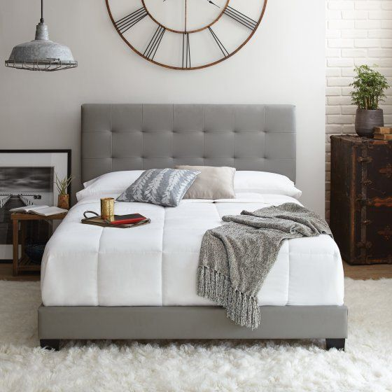 Home In 2020 With Images Leather Platform Bed Platform Bed