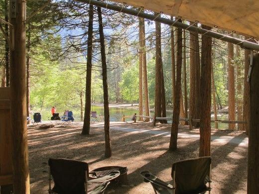 One Of My Family S Camping Favorites Yosemite Housekeeping Camp