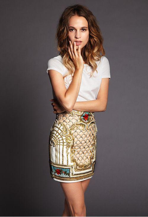 Best Dressed: Alicia Vikander