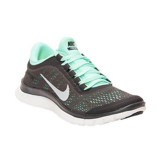 Creative Wmns Nike Free 50 TR Fit 5 BRTHE Black Silver Womens Training Shoes CrossFit
