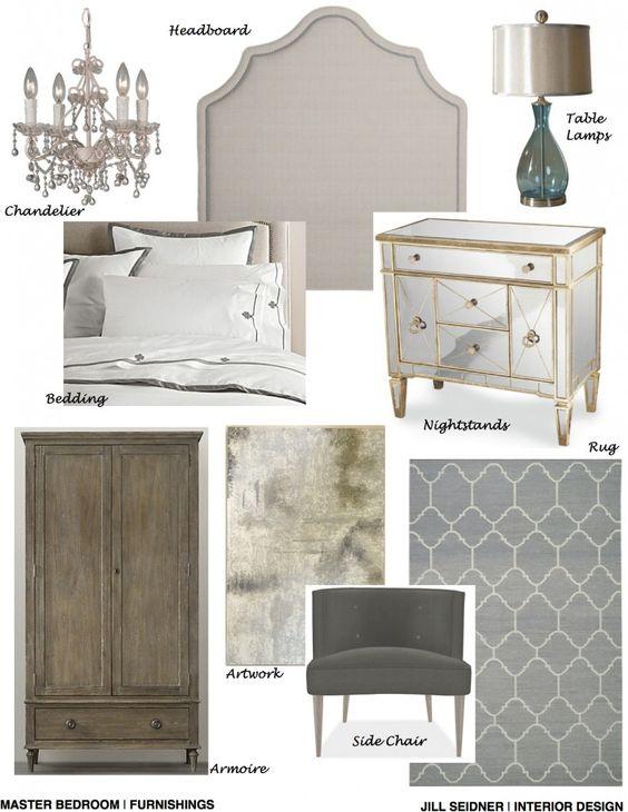 Los Angeles Design Blog | Material Girls | LA Interior Design » Get the Look: Master Bedroom