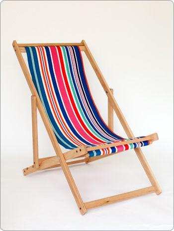 garden deck chair