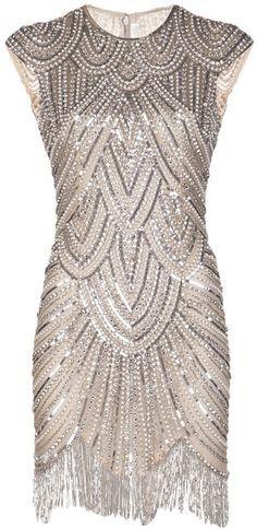 millies great gatsby dress