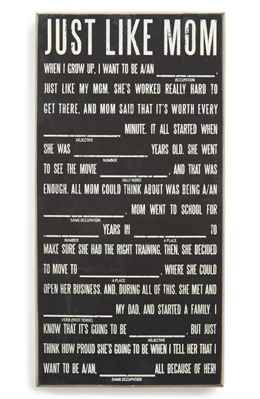 Black And White Playroom Signs