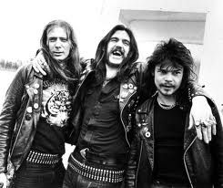 Motörhead- the only concert that ive ever been to where the boys bathroom line was longer than the girls. It. Was. Awesome.