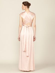 Nanette Embellished Silk Halter Gown by Imitation up to 60% off at Gilt