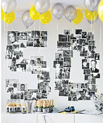Cool idea for any occasion....