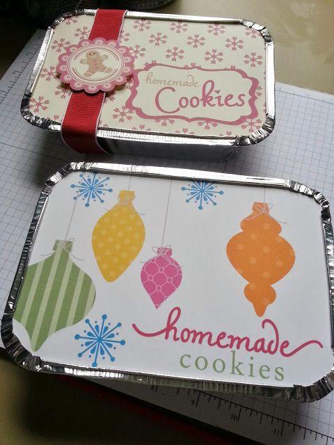 cute cookie packages:
