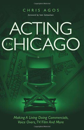 #20 A book you started but never finished. I had made it half way when I got this as an interlibrary loan but I had to give it back as they cannot be renewed :( Luckily it was given to me as a gift :) Acting In Chicago by Chris Agos. Worth the read!